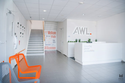 Recepce AWL